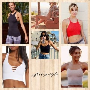 FREE PEOPLE MOVEMENT & INTIMATELY MYSTERY BOX 10pc